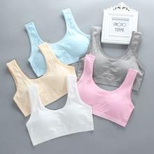 Kids Girls Underwear Bra Vest Children Underclothes Sport Undies Clothes Girls Outfits Cotton tank