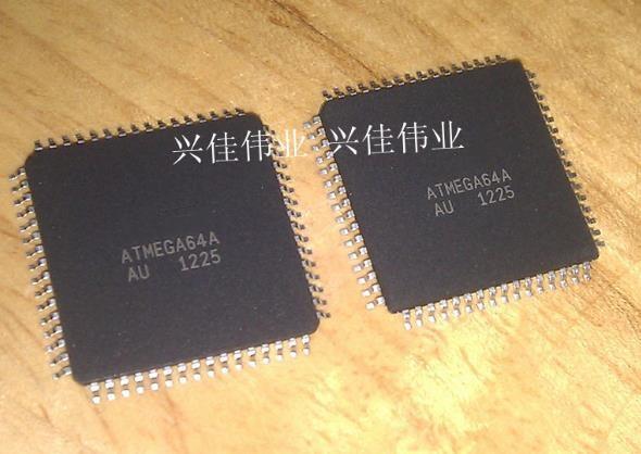New original ATMEGA64A-AU ATMEGA64A AU QFP-64 5 pçs/lote