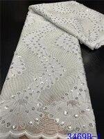 niai african net lace fabric 2020 high quality elegant nigerian wedding lace fabrics material fabric with stones xy3469b 1