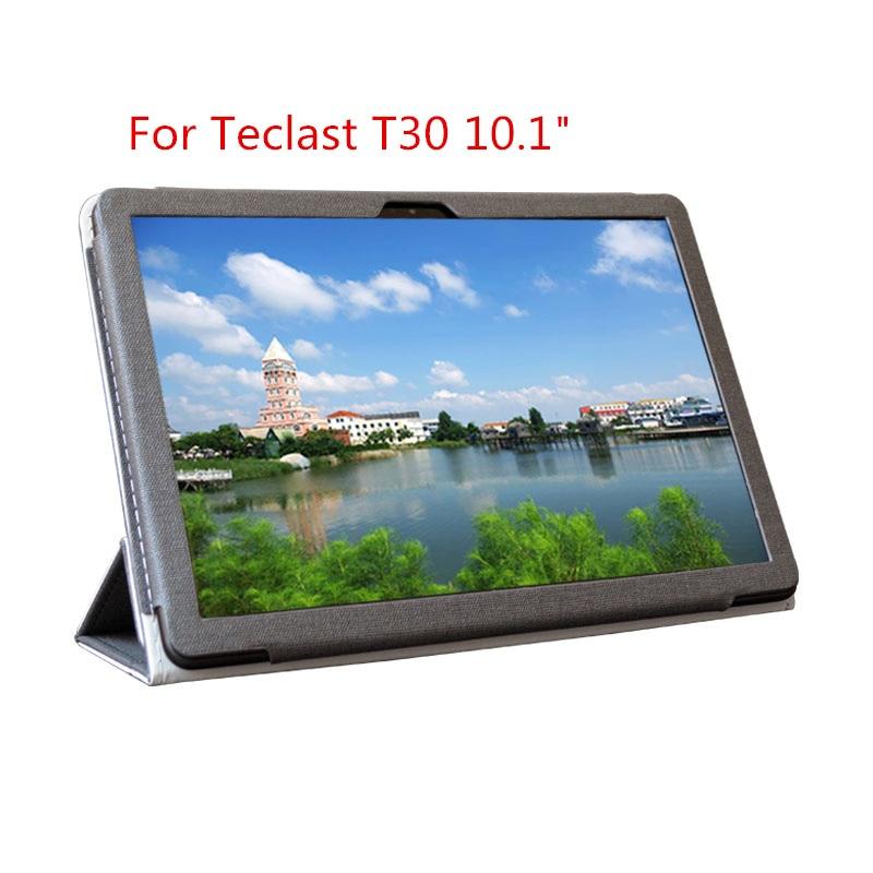 Funda para teclast T30, funda con soporte para teclast T30 10,1 pulgadas, funda protectora de tableta, PC con regalos gratis