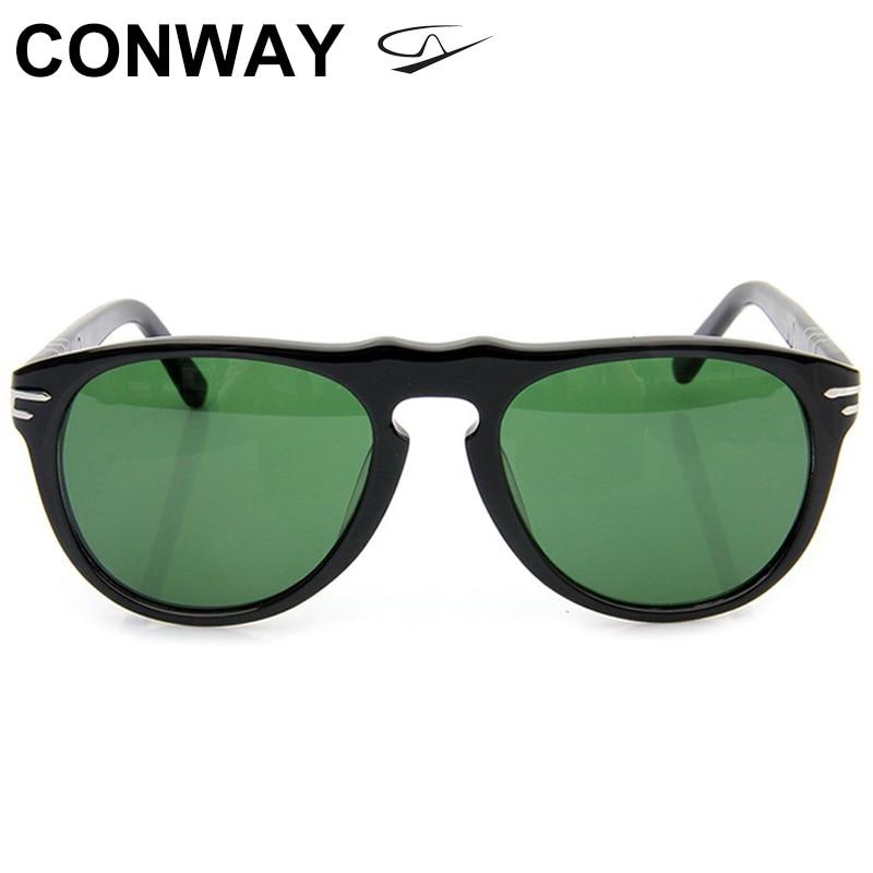 كونواي نظارات شمسية كبيرة للرجال والنساء ماركة تصميم نظارة ستيف ام سي غير نظارات للقيادة قارب البيسبول CN0002