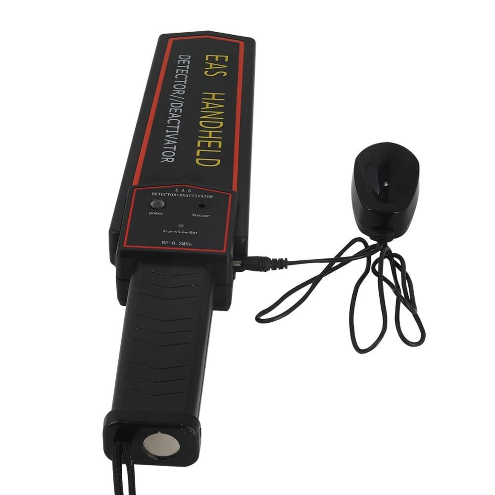 Magnetic Security Tag Detacher Handheld EAS Tag Deactivator Lable Detector Sound Light Alarm  Magnetic Detacher enlarge