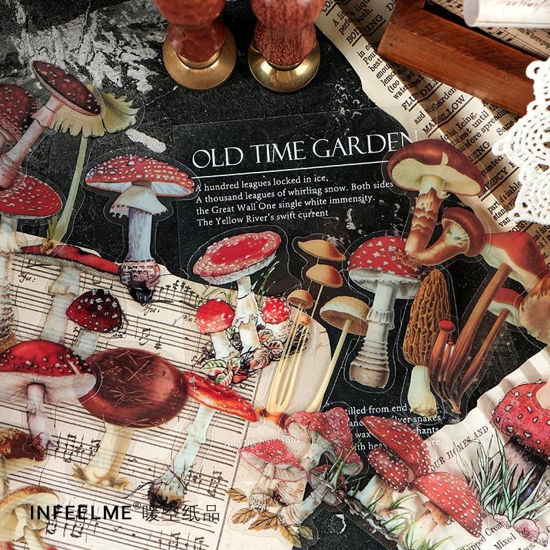 40-unids-pack-vintage-adhesivo-decoracion-conjunto-de-pegatinas-diy-etiqueta-diario-scrapbooking-album-diario
