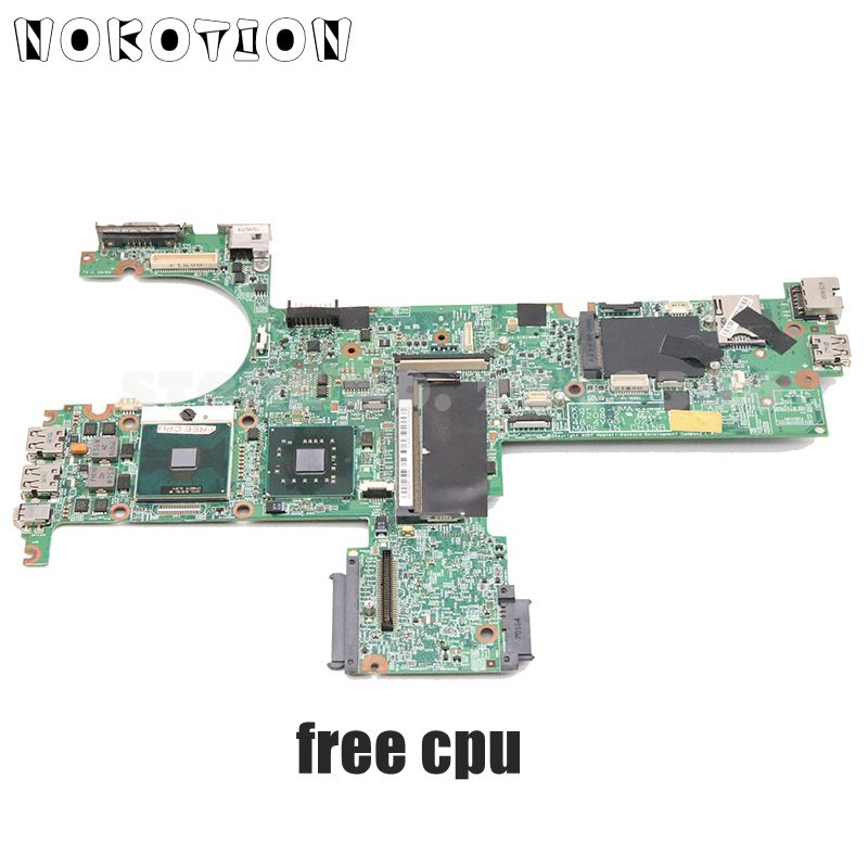 NOKOTION para HP Elitebook 6930p placa base de computadora portátil GM45 DDR2 07208-2 48.4V901.021 486301-001 libre cpu