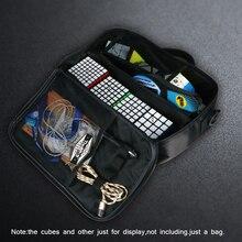 Mofangge Bag MagicCube Handbag Qiyi Tote Bag Shoulder Bag Suit to2x2 3x3 4x4 5x5 6x6 7x7 8x8 9x9 10x10All Layer Cubes Timer Mat