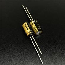 10 шт. 22 мкФ 50 в NICHICON FG (тонкое золото) 6,3x11 мм 50V22uF аудио конденсатор высшего класса