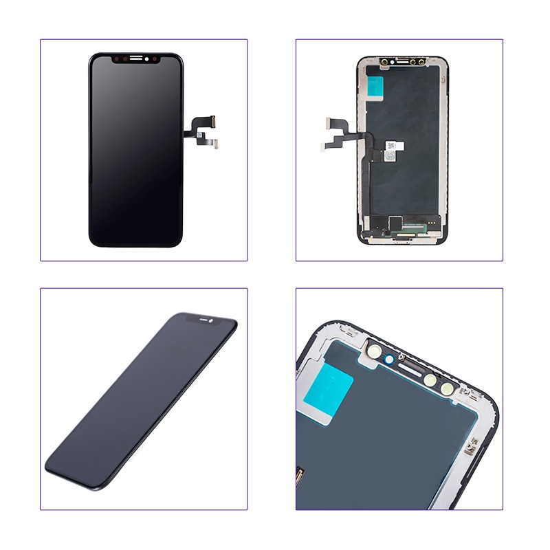 Original OLED Display for IPhone X LCD Screen with Touch Assembly True Tone Replacement for IPhone XR XS Max 11 Pro Max Display enlarge