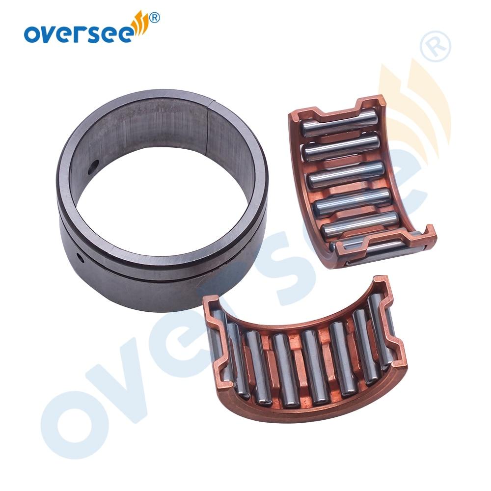 93310-835U8 Needle Bearing For  Yamaha Outboard Motor 2T 75HP 85HP 90HP Parsun Crankshaft Bearing 2 Stroke 93310-835U8-00 enlarge