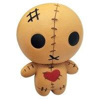 Кукла-призрак, милые ужасные куклы, ужасные Мультяшные Аниме фигурки, снятие стресса, сжимаемые мягкие игрушки-сжималки, подарок для взросл...