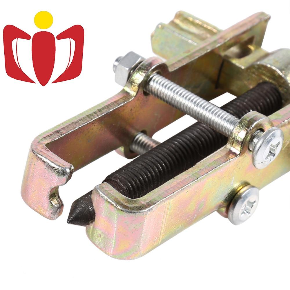 "Купить с кэшбэком Car Two Jaw Gear Pulley Bearing Puller Black Gear Puller Installation Remover Hand Tool 3"" 4"" 6"" 8""Small Leg Large Mechanics"