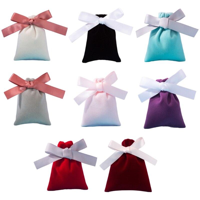 50-шт-7x9-см-ювелирные-изделия-бархатные-сумки-с-лентой-фланель-Чехлы-Свадебная-подарочная-упаковка-для-конфет-рождественские-украшения