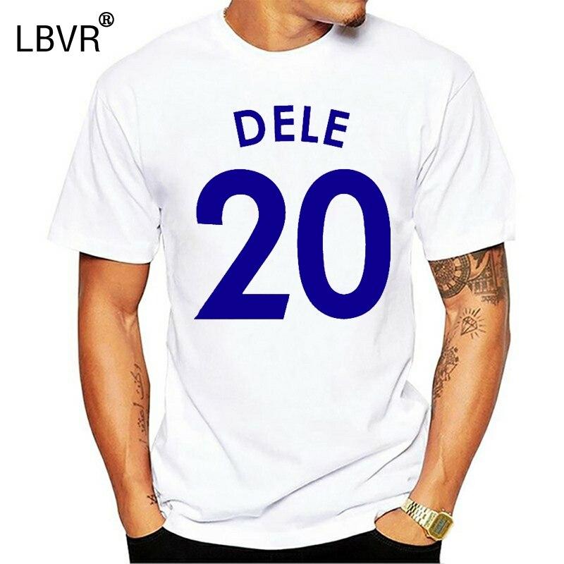Camiseta para fãs de futebol de dele alli tottenham spurs no.20