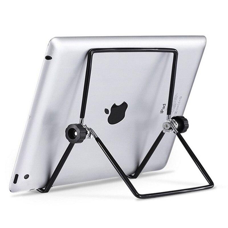 Soporte Universal plegable para tableta para iPad soporte para tableta soporte de escritorio ajustable soporte de teléfono Flexible