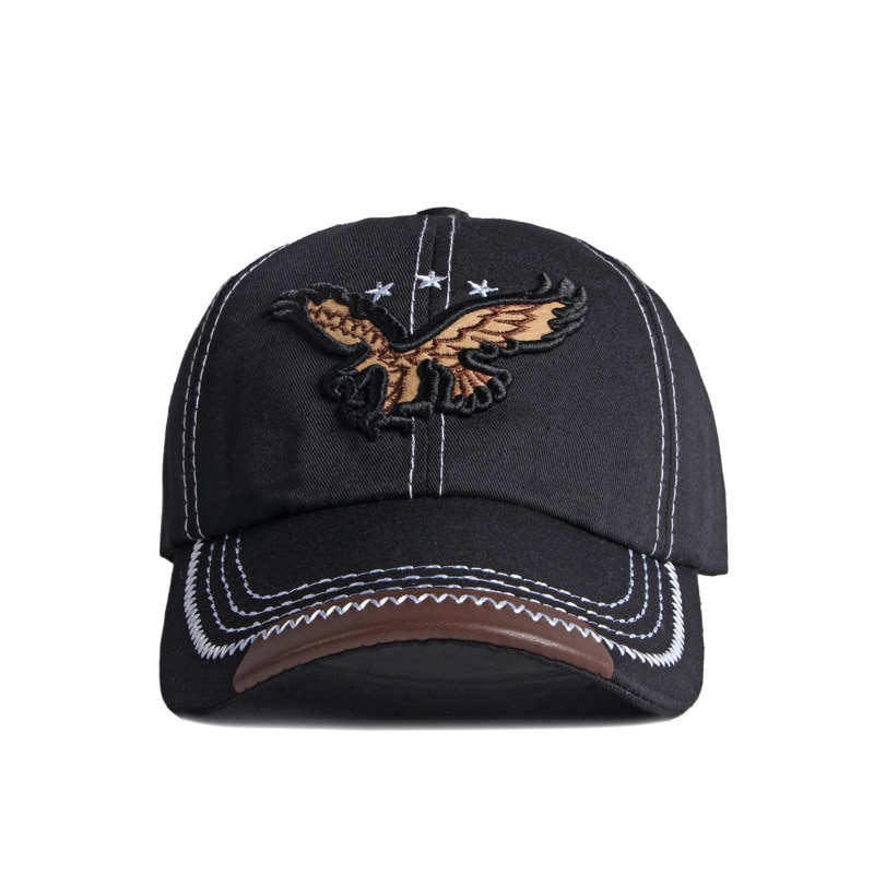 High Quality Mens US Eagle Baseball Cap Navy Seals Cap Tactical Army Cap Adjustable Trucker Gorras Snapback Hat For Adult