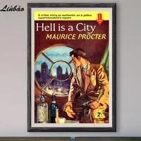 Affiche en soie personnalisee  film classique Vintage  decoration murale  cadeau de noel  V139 1954