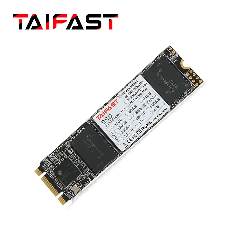 Taifast ssd m2 sata m.2 disco 2280 1 tb hdd 1 tb 500gb 120 240 480 gb disco rígido disco rígido disco rígido disco rígido hd disco duro computador portátil