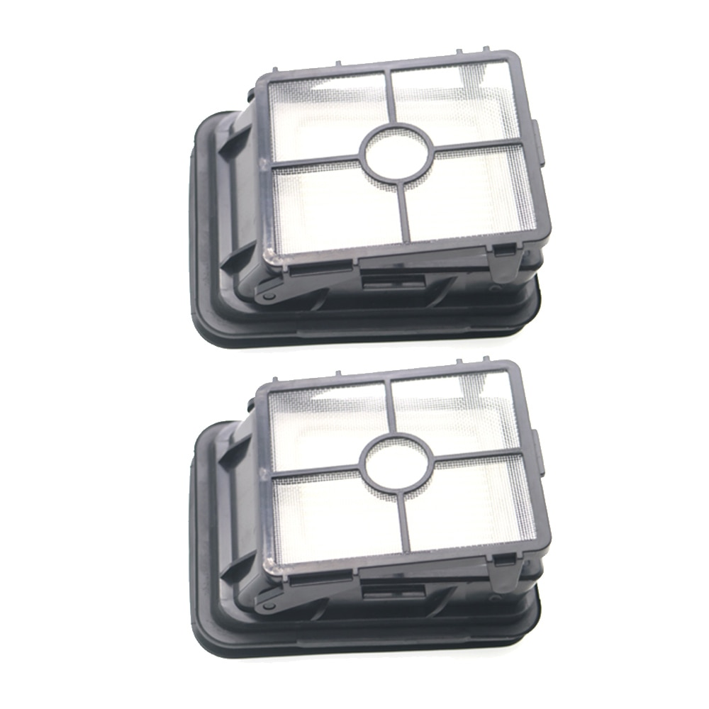 2 pçs 1866 poeira filtro hepa para bissell crosswave 1785 série 1785g 1785 v 1785 w robô aspirador de pó peças reposição filtros