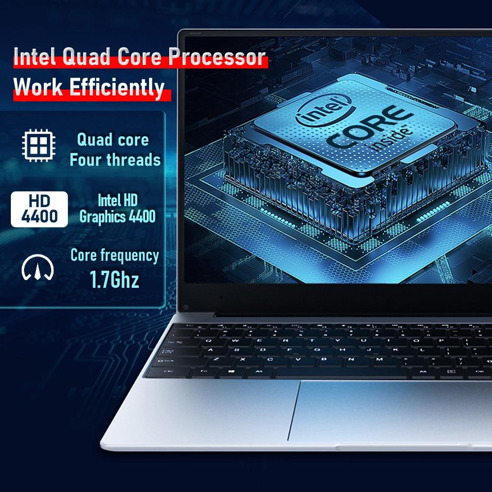 15.6 Inch Intel Core i3 i5 i7 Laptop Gaming Laptop 12GB 16GB RAM 512G SSD Fingerprint Unlock 1920x1080 Protable Laptop Computer