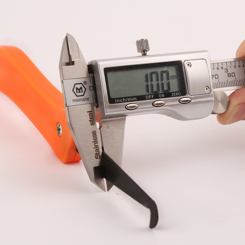 Купить с кэшбэком 1Set Foldable Tile Gap Repair Hook Knife + 3pcs Blade Wall Floor Ceramic Mortarof Grout Seam Clean Remover Construction Tool