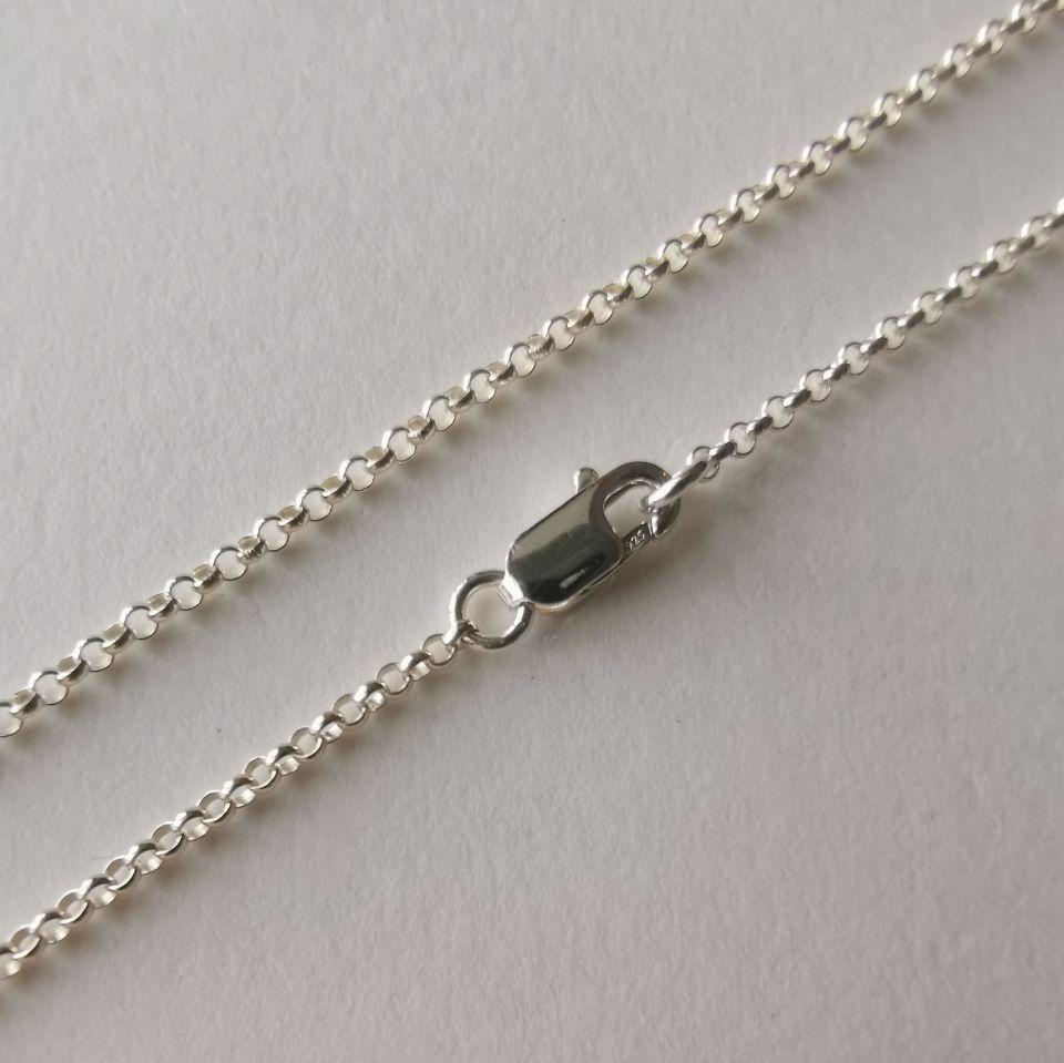 S925 Sterling Silber halskette