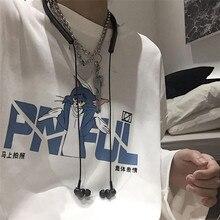 Frühling Kühlen Herren Männlichen T-shirt Streetwear Fashion Langarm Hip Hop casual Tees hip hop sweatshirt lustige tops Männer Punk T Shirt