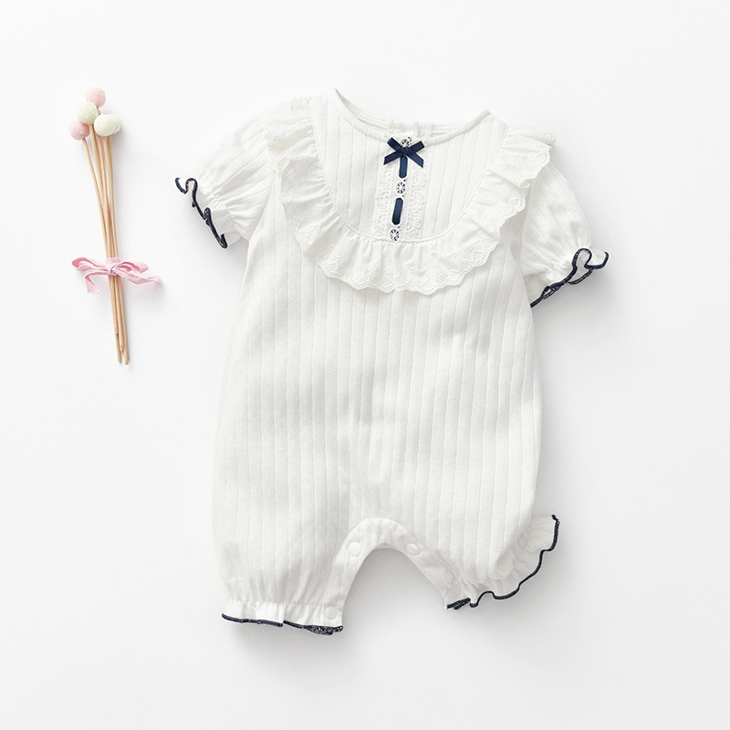 Yg Brand Children's Clothes, Baby One-piece Clothes, Cotton Short Sleeve Children's Lovely Baby Clot