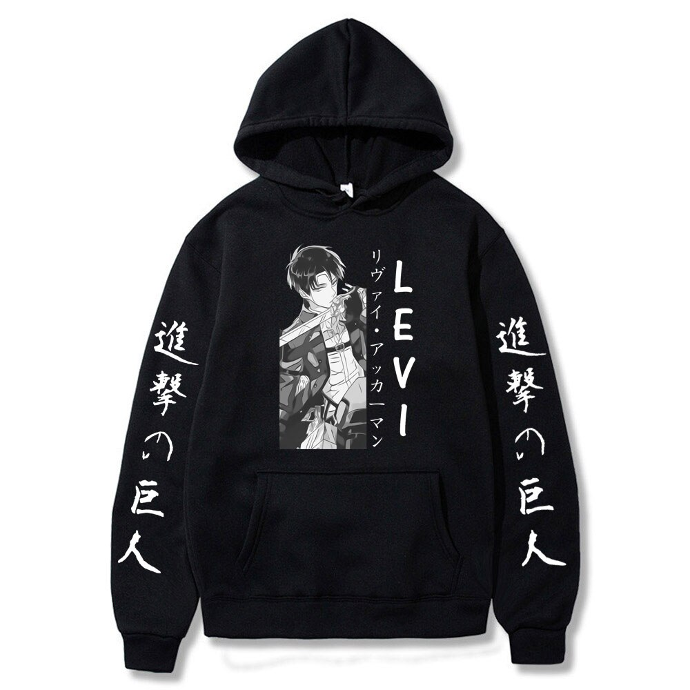 Men Hoodie Attack on Titan Printed Pullover Sweatshirt Tops Men Fashion Hip Hop Anime Hoodie Fashion Vintage Hoodie Men недорого