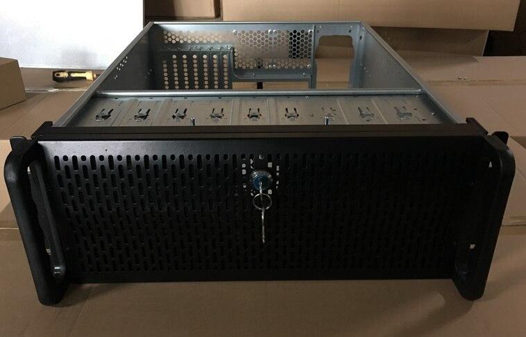 4U650 server-computer fall multi-disk 12 festplatte lage verlängern Industrial control 4U server Chassis