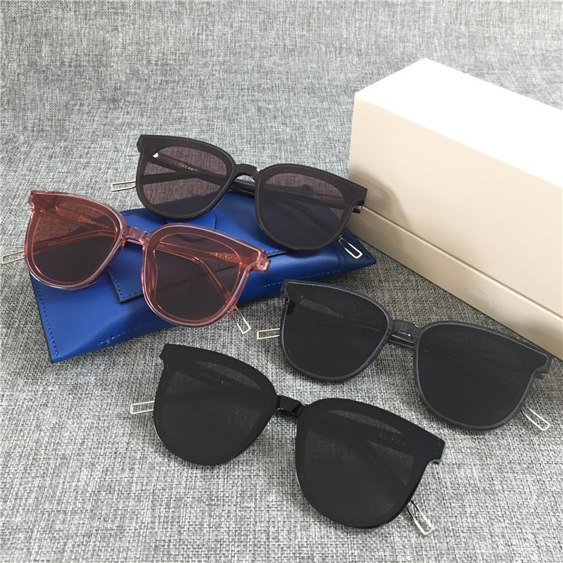 2018 suave FLATBA MA MARS diseñador señoras gafas de sol espejo gafas de sol Vintage mujer oculos gafas lente plana para hombres mujeres