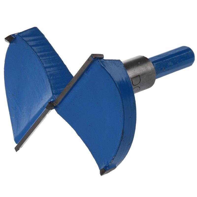 70mm diámetro de corte bisagra taladro azul gris