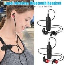 Pince à revers Bluetooth casque récepteur sport stéréo étanche multifonction Portable récepteur nk-shopping