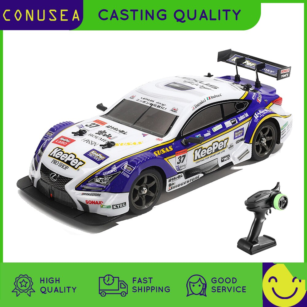 116 rc carro 2.4g 35km/h de alta velocidade fora da estrada 4wd drift racing carro campeonato veículo controle remoto eletrônico crianças brinquedos hobby