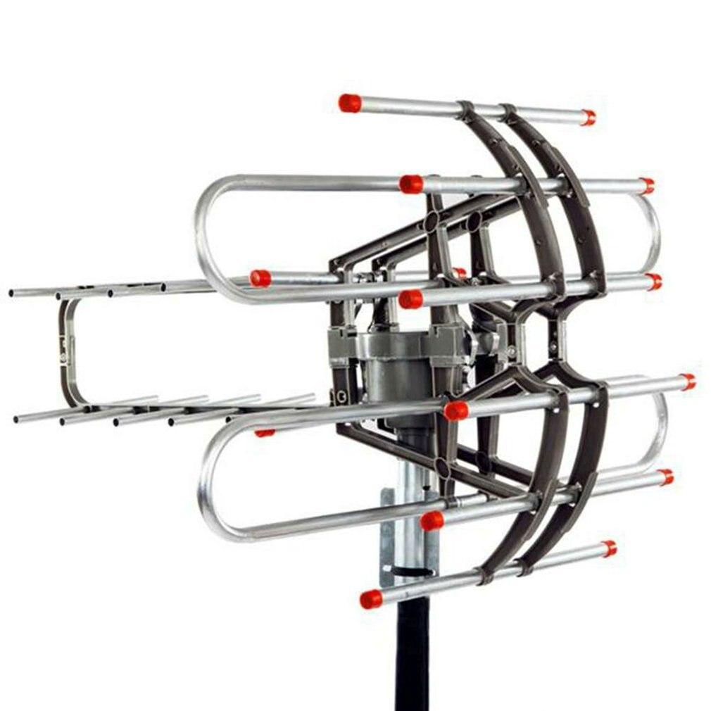 التناظرية إشارة 360 درجة الدورية هوائي تلفاز خارجي العرض استقبال قناة كاملة 360 درجة الدورية هوائي في الهواء الطلق