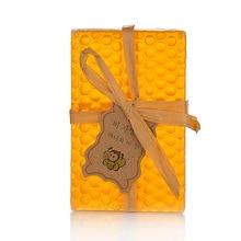100g Honey Essential Oil Soap Handmade Whitening Soap Moisturizing Face Body Skin Care Deep Cleaning Bath Soap