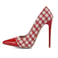 fashion womens shoes summer elegant new red blue consice stilettos heels party shoes office lady pumps 34 47