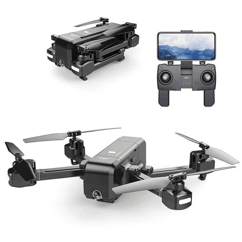 RCtown SJRC Z5 Wifi FPV con cámara 1080P, GPS doble, control dinámico, Dron Quadcopter RC