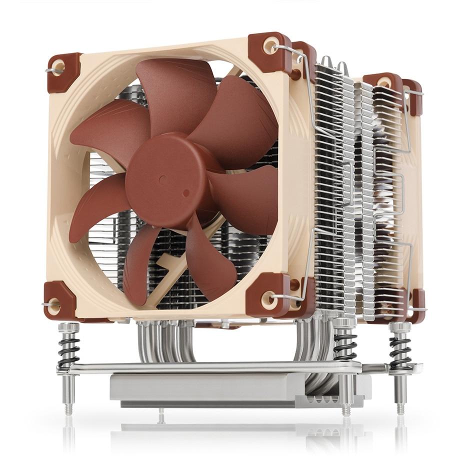 Noctua NH-U9 TR4-SP3 CPU cooler Double 92mm PWM fan silence CPU fan Computer radiator cooling For AMD sTRX4/TR4/SP3