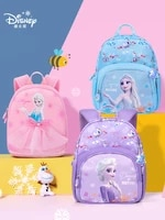 authentic disney schoolbag female 3 year old child bag frozen cute backpack backpack school backpack women