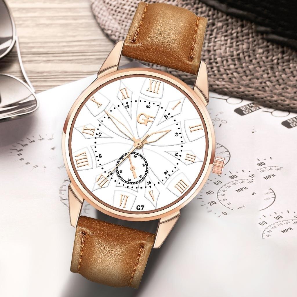 Relojes a tiempo reloj de cuarzo pulsera de acero inoxidable para hombre reloj de pulsera informal para hombre brazalete precioso reloj para niños Zegarek Damski