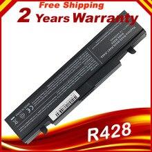 Batterie Li-ion Rechargeable Pour SAMSUNG R420 R418 R469 R507 R718 R720 R728 R730 R780 R518 R428 R425 R525