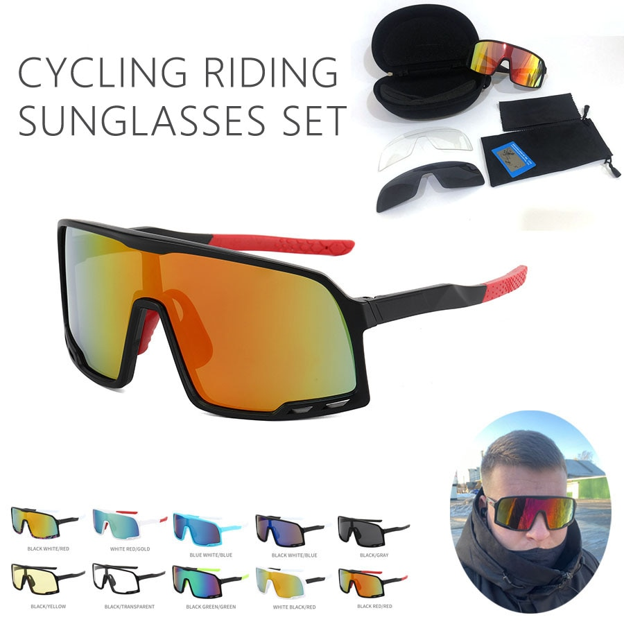 Newest Oloey Polarized Sports Men Sunglasses Road Cycling Glasses Mountain Bike Bicycle Riding Protection Goggles Eyewear cycling sunglasses for men road bicycle glasses mountain riding protection polycarbonate goggles eyewear outdoor sports 2021
