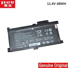 JIGU 11.4V 48WH HSTNN-UB7H TPN-W126 WA03XL WAO3XL Original laptop Battery For HP For Pavilion x360 1