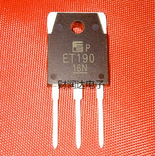 Original nuevo 5 uds/ET190 TO-3P