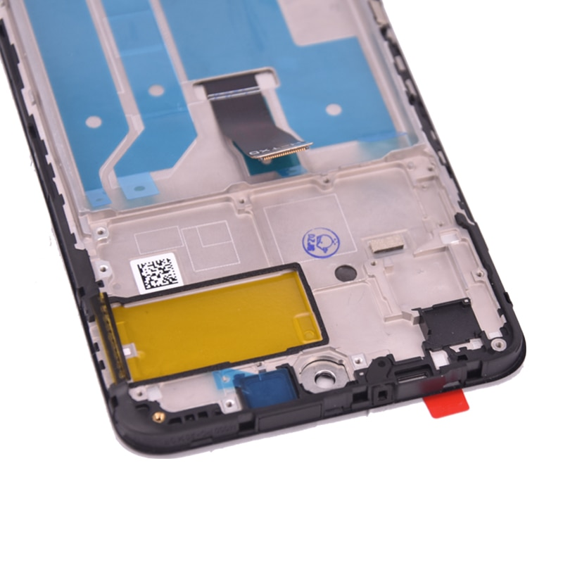 Original For Huawei P Smart 2021 PPA-LX2 LCD Display with Touch Screen Digitizer Assembly For Huawei X10 Lite Y7A LCD Display enlarge