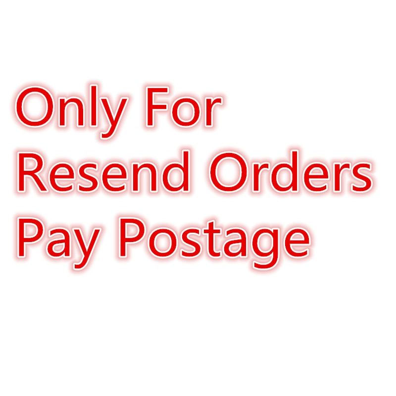 This link is only for resending items, for the postage, please don\'t make orders unless agreement, thanks