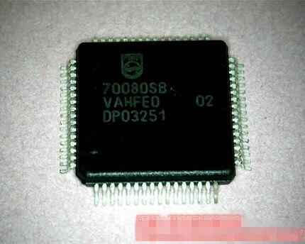 Nuevo 5 unids/lote 70080SB QFP64 tablero de ordenador automotriz