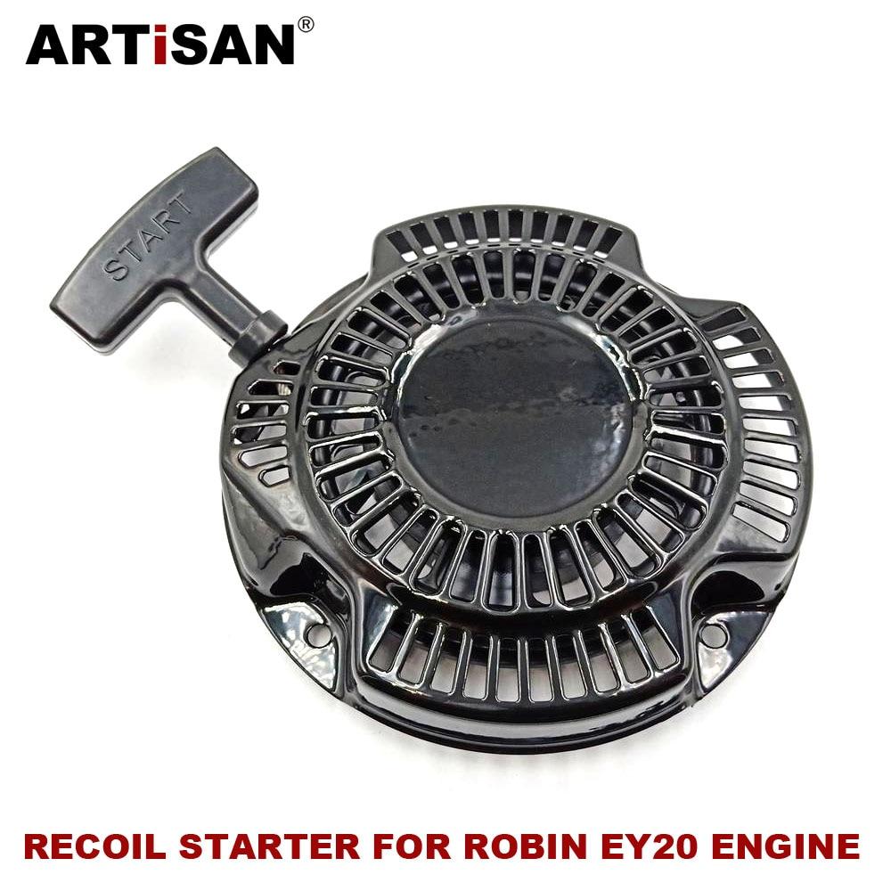 Robin EY20 Starter (Niedrigen Typ) Hub Motor Recoil Pull Starter für Pumpe. Generator. Pinne. Hacker. Mäher. Grubber. Garten Werkzeuge