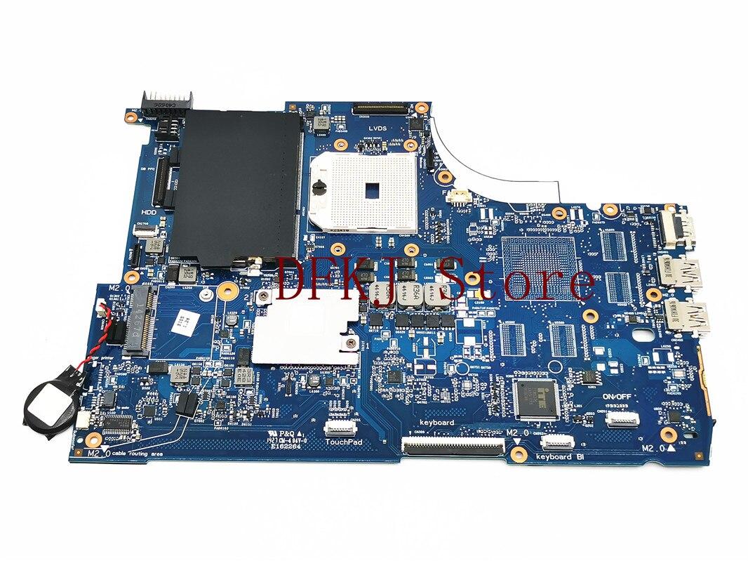 الأصلي 760042-001 760042-501 ل HP Envy M6-N010DX M6 M6-N UMA A76M اللوحة الأم المحمول اختبارها بالكامل