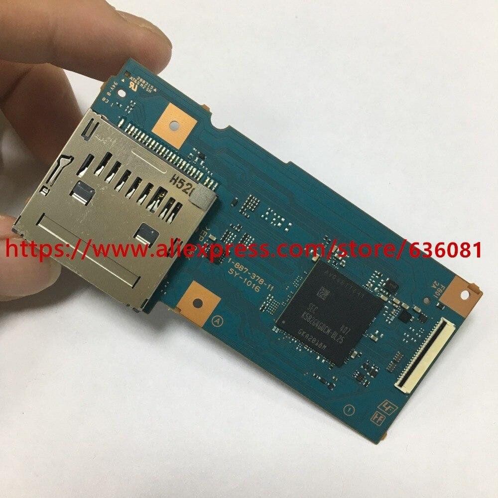 Piezas de reparación placa base Tablero Principal SY-1016 A-1926-890-A para Sony DSC-HX300V DSC-HX300