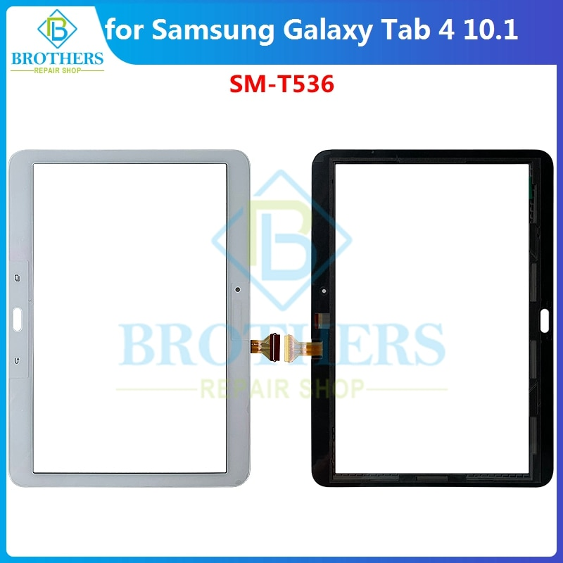 Tablet Touch Panel For Samsung Galaxy Tab 4 10.1 T536 SM-T536 Touch Screen Digitizer LCD Touch Glass Sensor Replacement Test Top
